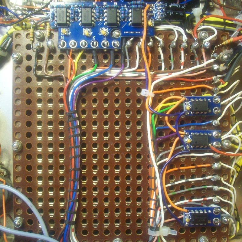 PCBs for Synthi, VCS3, DK1, Cricklewood